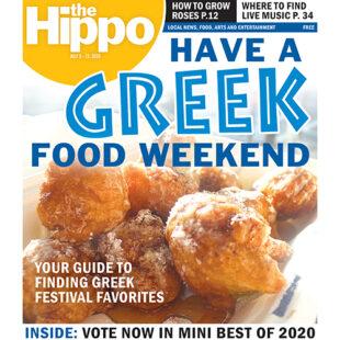 Have a Greek food weekend