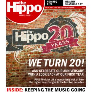 Hippo's 20th anniversary