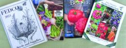 gardening books information catalogs
