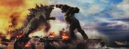Godzilla vs Kong movie scene