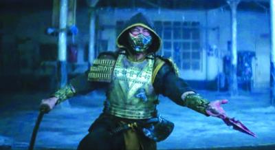 samurai movie scene
