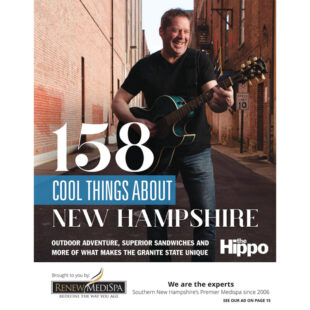 158 Cool Things About New Hampshire 2021