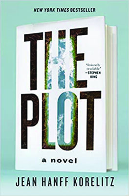 book cover of The Plot