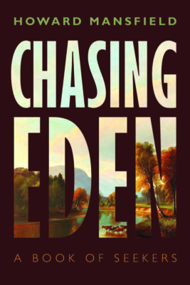 book cover for Chasing Eden