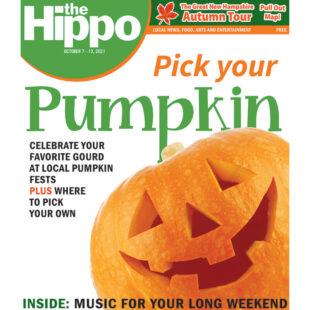 Pick your pumpkin –  10/07/21